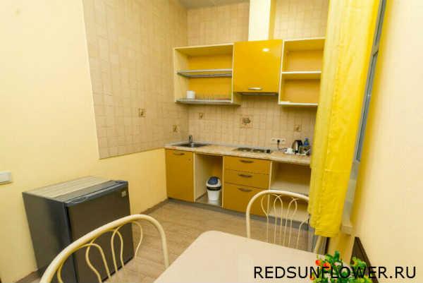 Кухонный гарнитур номера «Семейный»